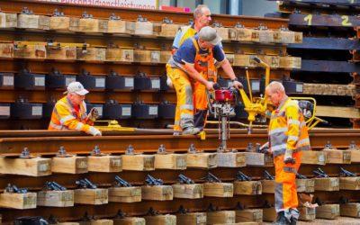 Entreprises de travaux ferroviaires, les atouts d'une certification ISO QHSE